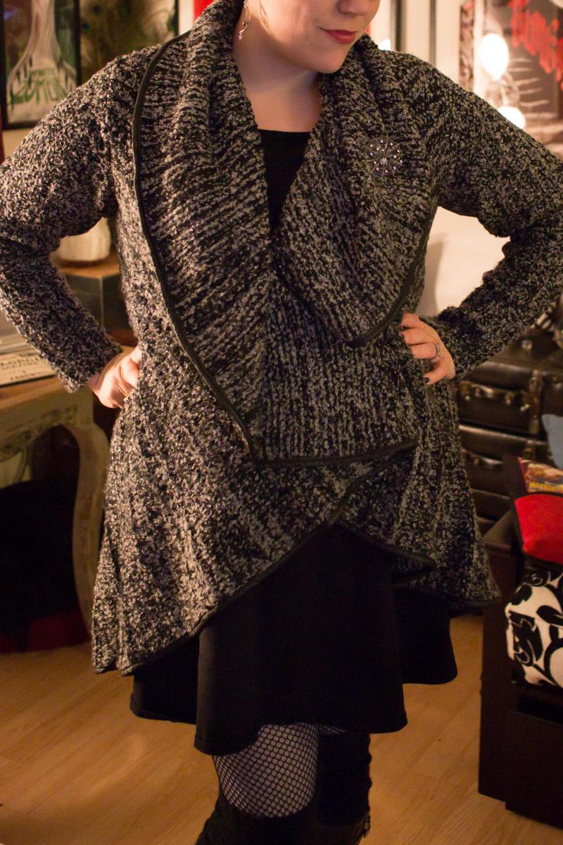 Ruby Nite - Sweater Love
